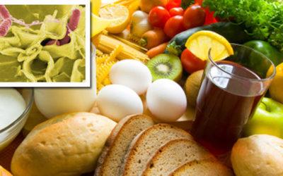 Microorganismos que causan enfermedades de forma general